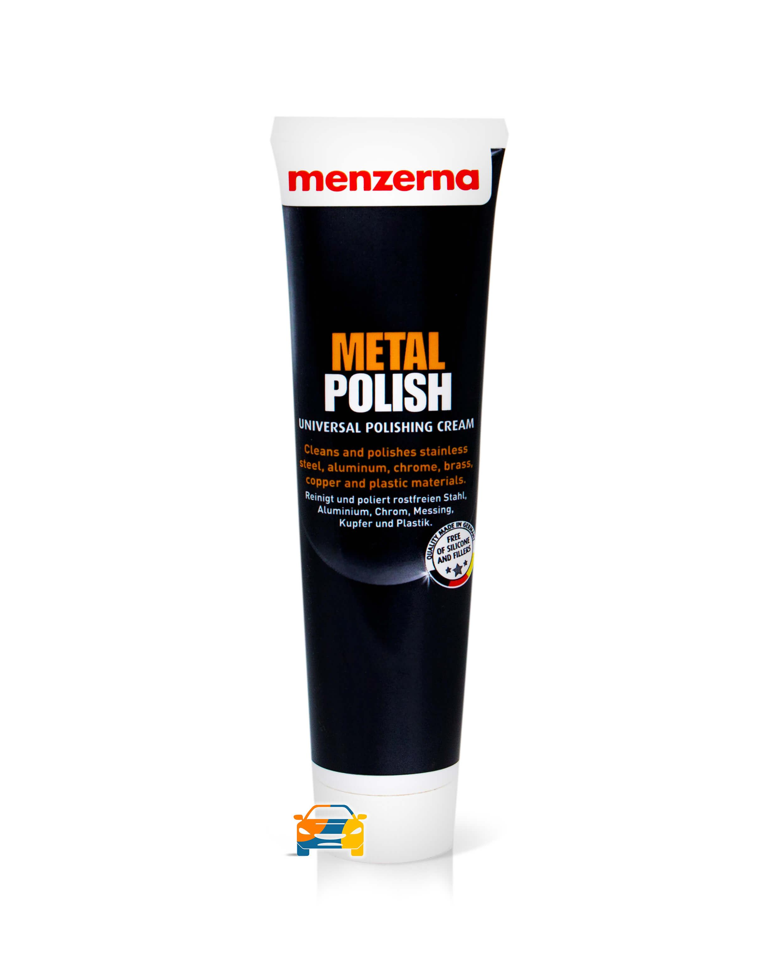 Полироль Menzerna Metal polish