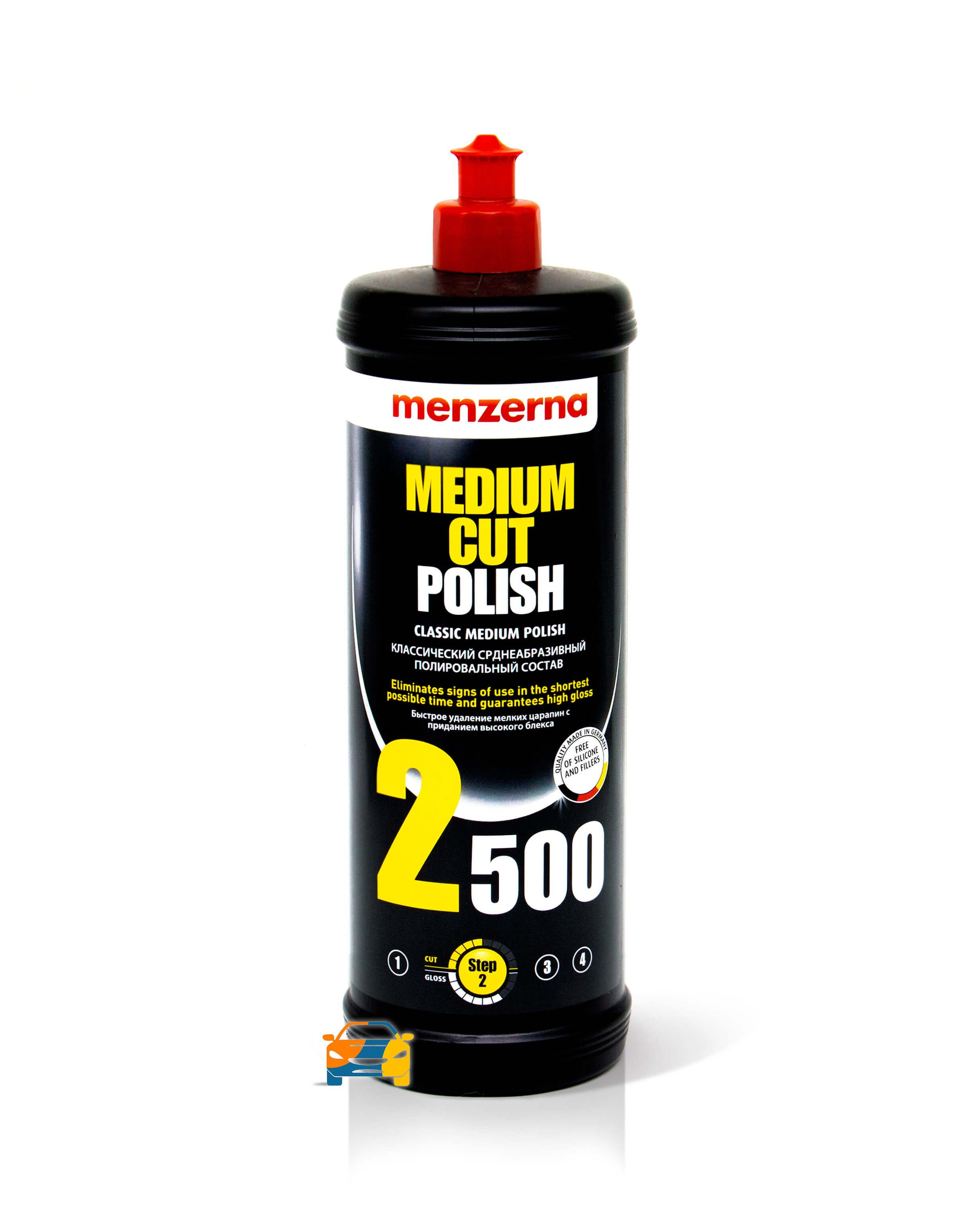Полироль Menzerna 2500 Medium cut polish