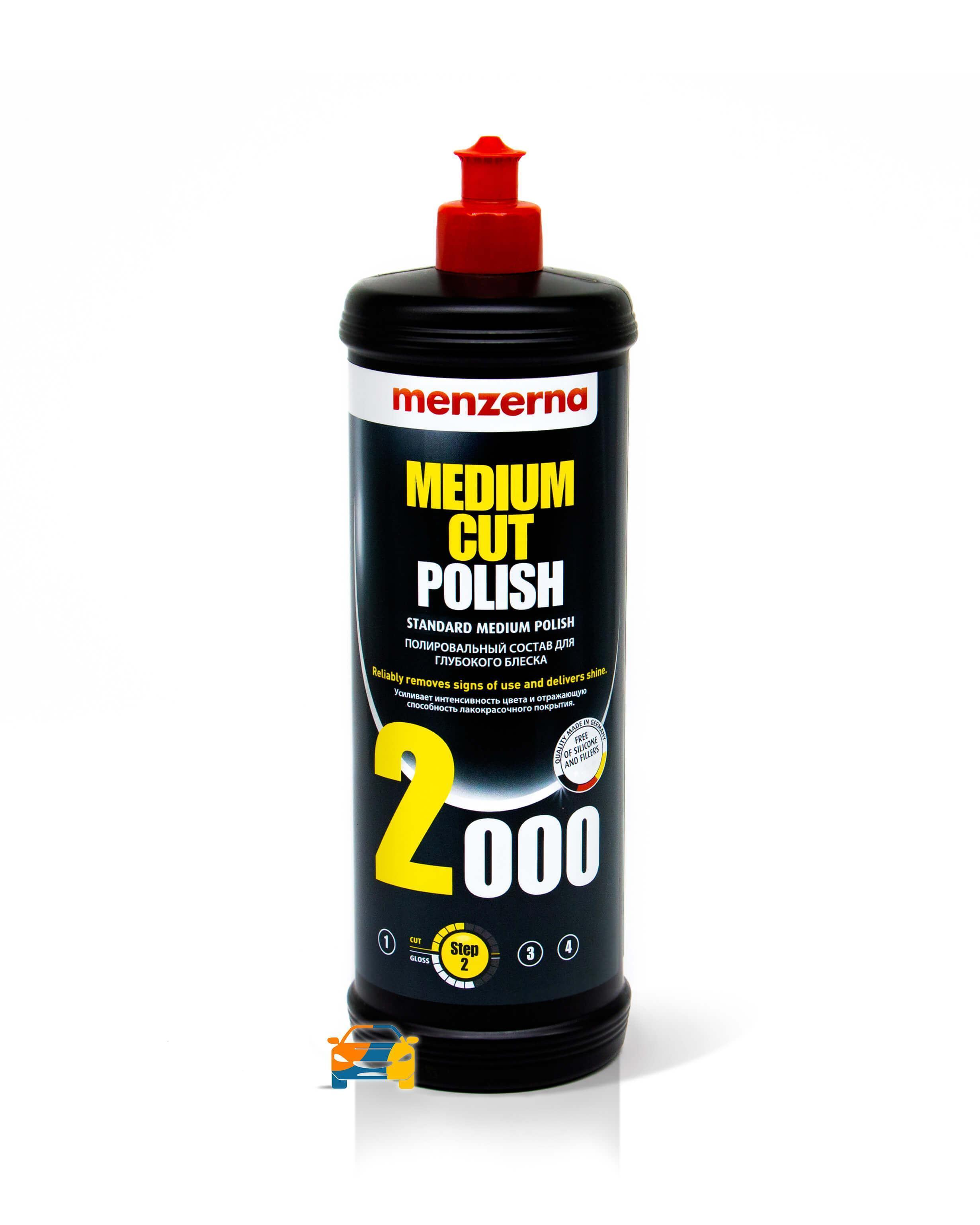 Полироль Menzerna 2000 Medium cut polish