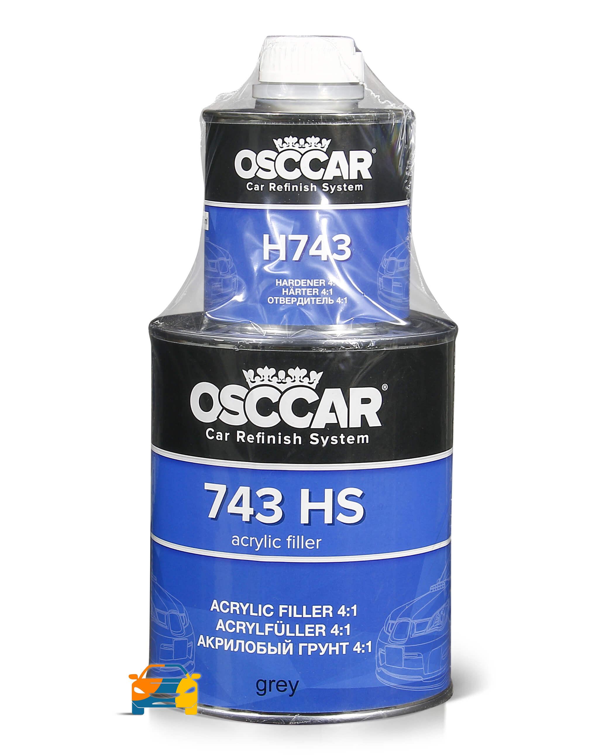 Грунт Osccar 743 HS