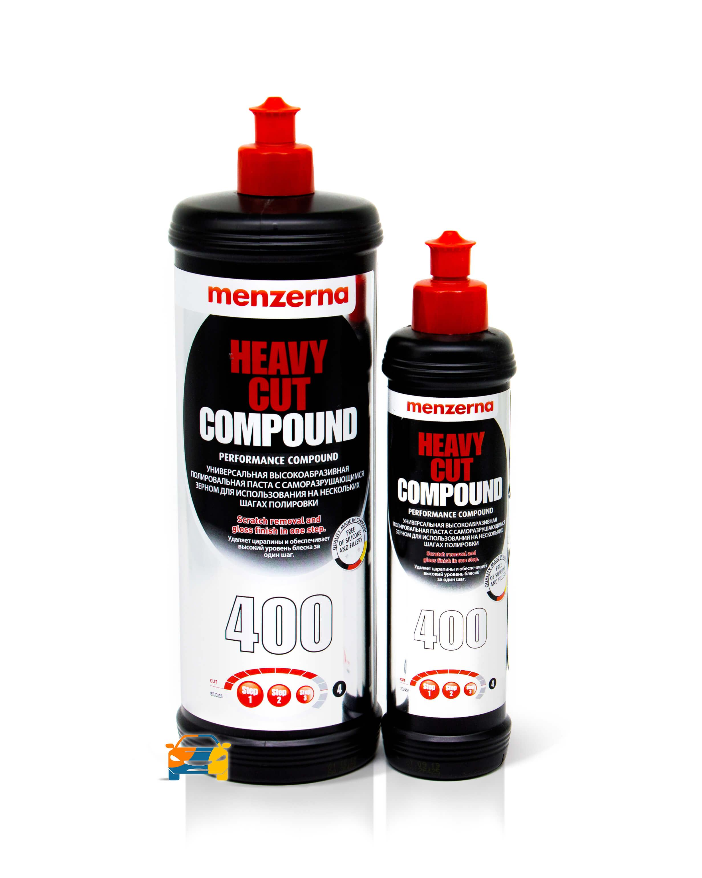 Полироль Menzerna 400 Heavy cut compound