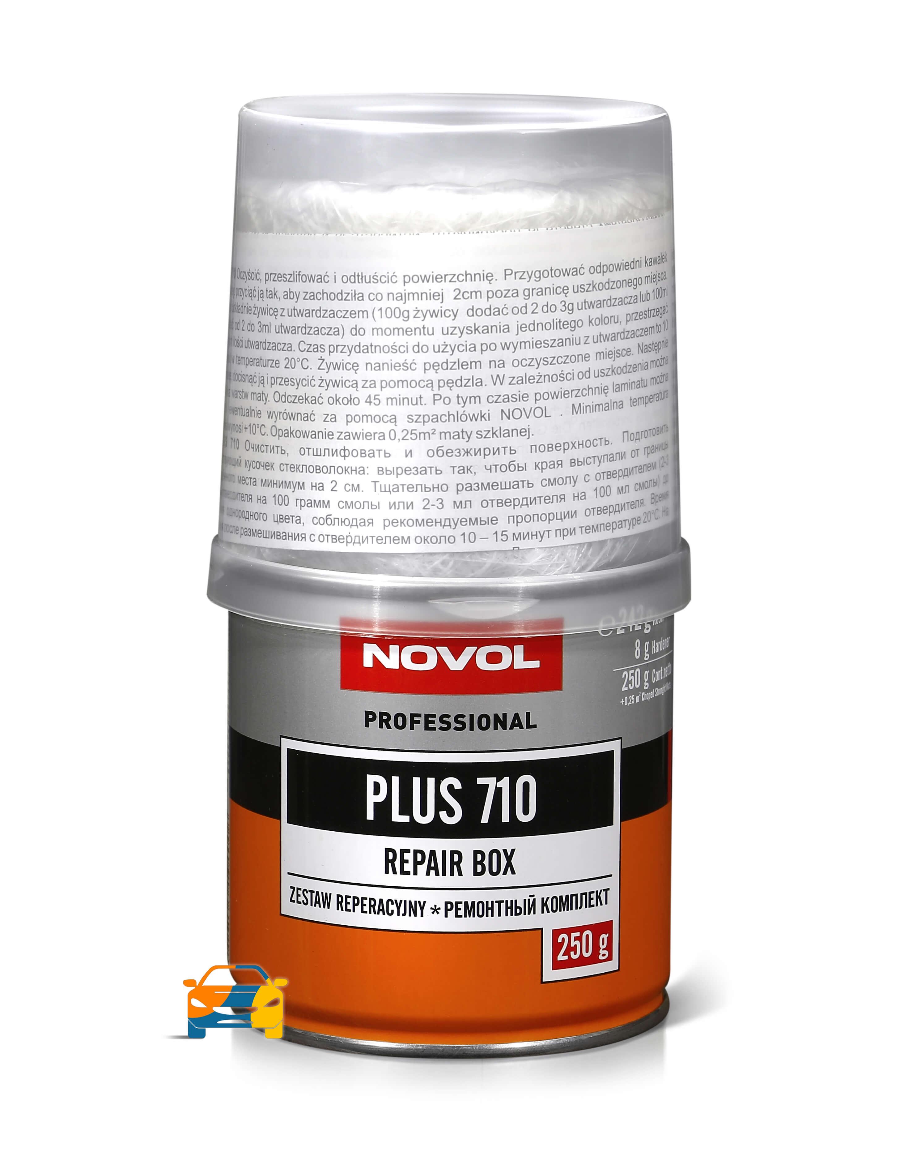 Эпоксидный клей Novol plus 710