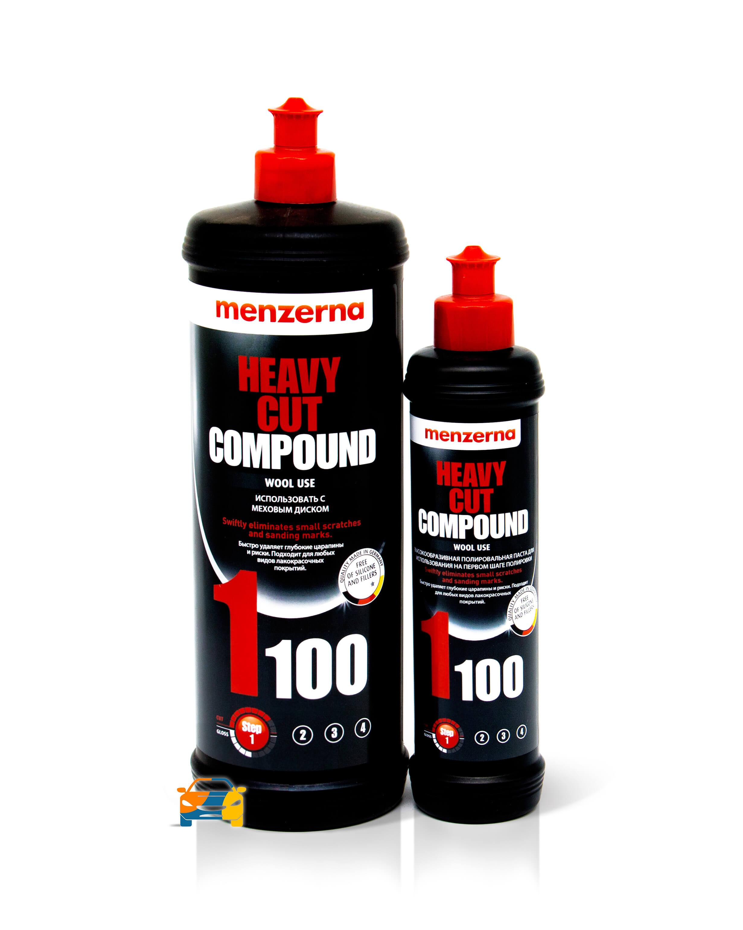Полироль Menzerna 1100 Heavy cut compound