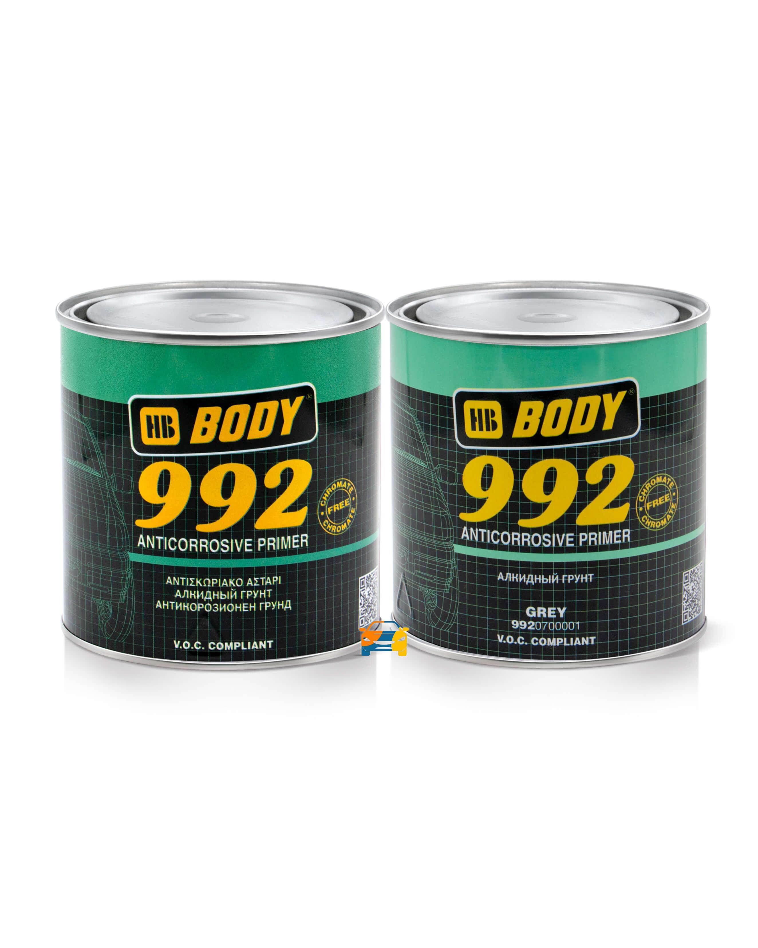 Грунт Body 992